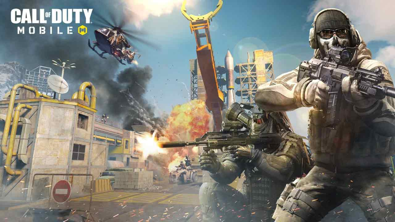 Call of Duty Mobile launching on October 1 for Android & iOS