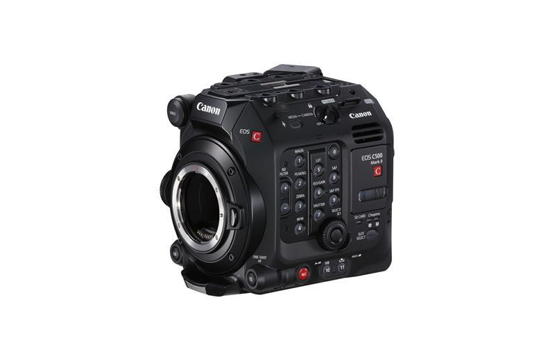 Canon C500 Mark II cine camera officially released with full-frame CMOS sensor