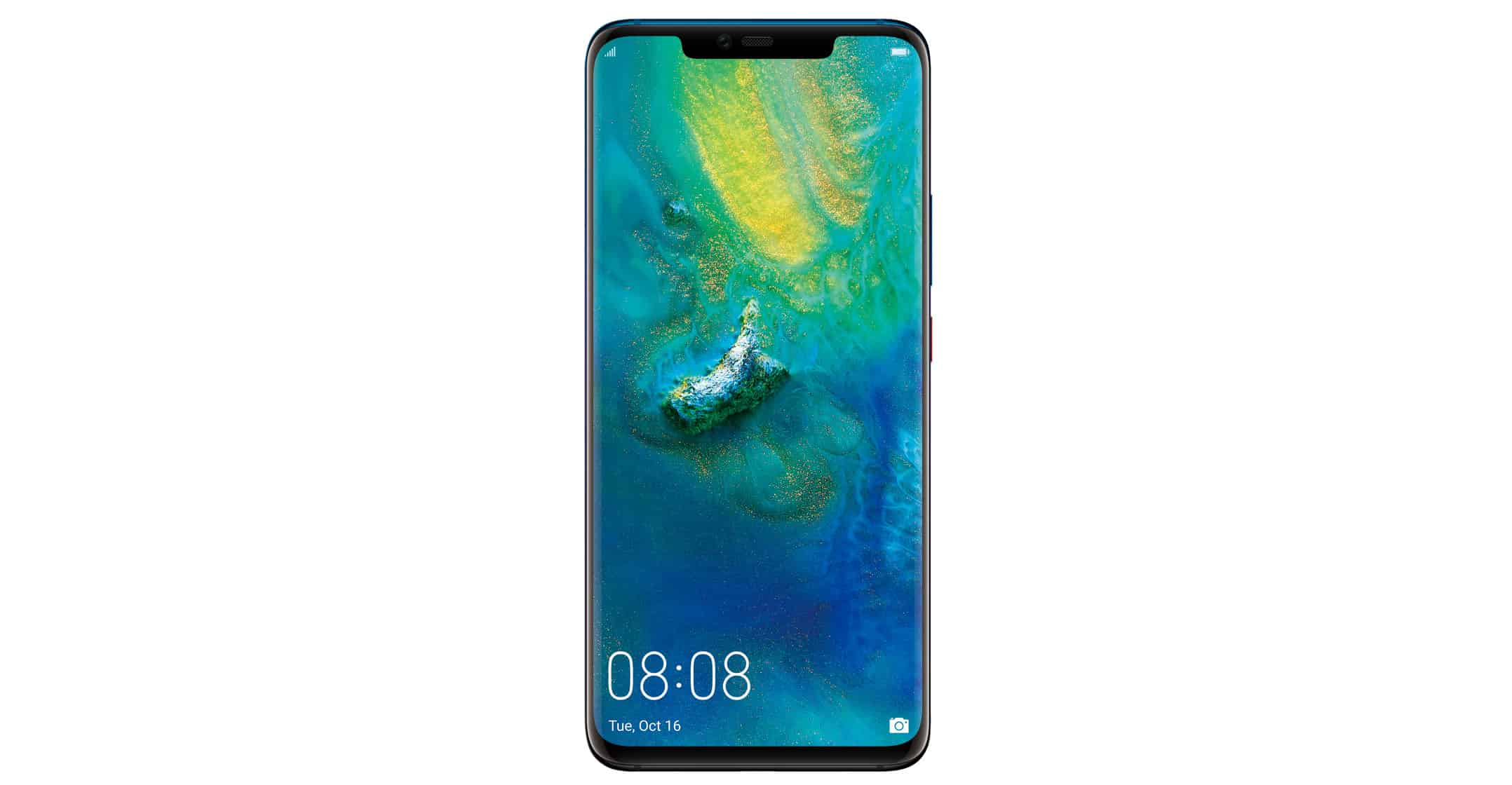 Download Huawei Mate 30 Pro Stock Wallpapers in Full HD+ resolution