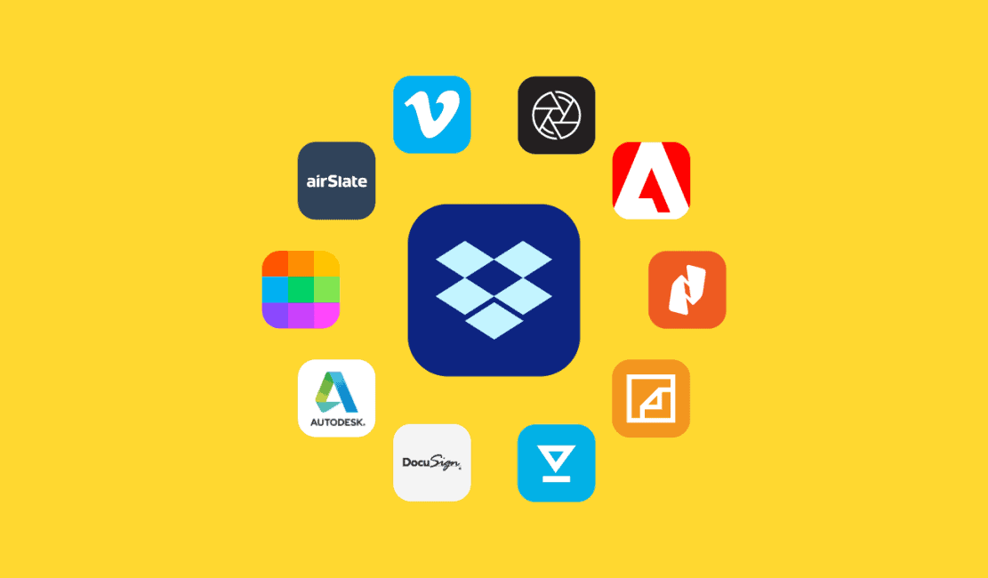 Dropbox announces Dropbox Spaces, a shared platform for teams to connect file, tasks and meetings