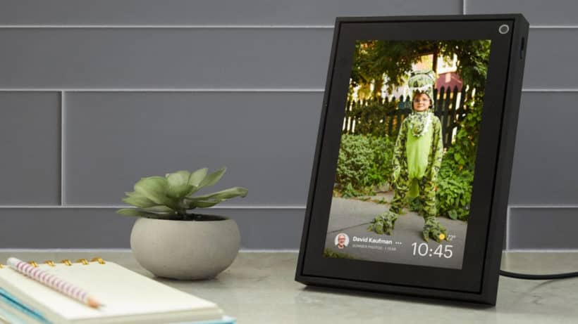 Facebook launches Portal, Portal Mini and Portal TV with a big list of specifications
