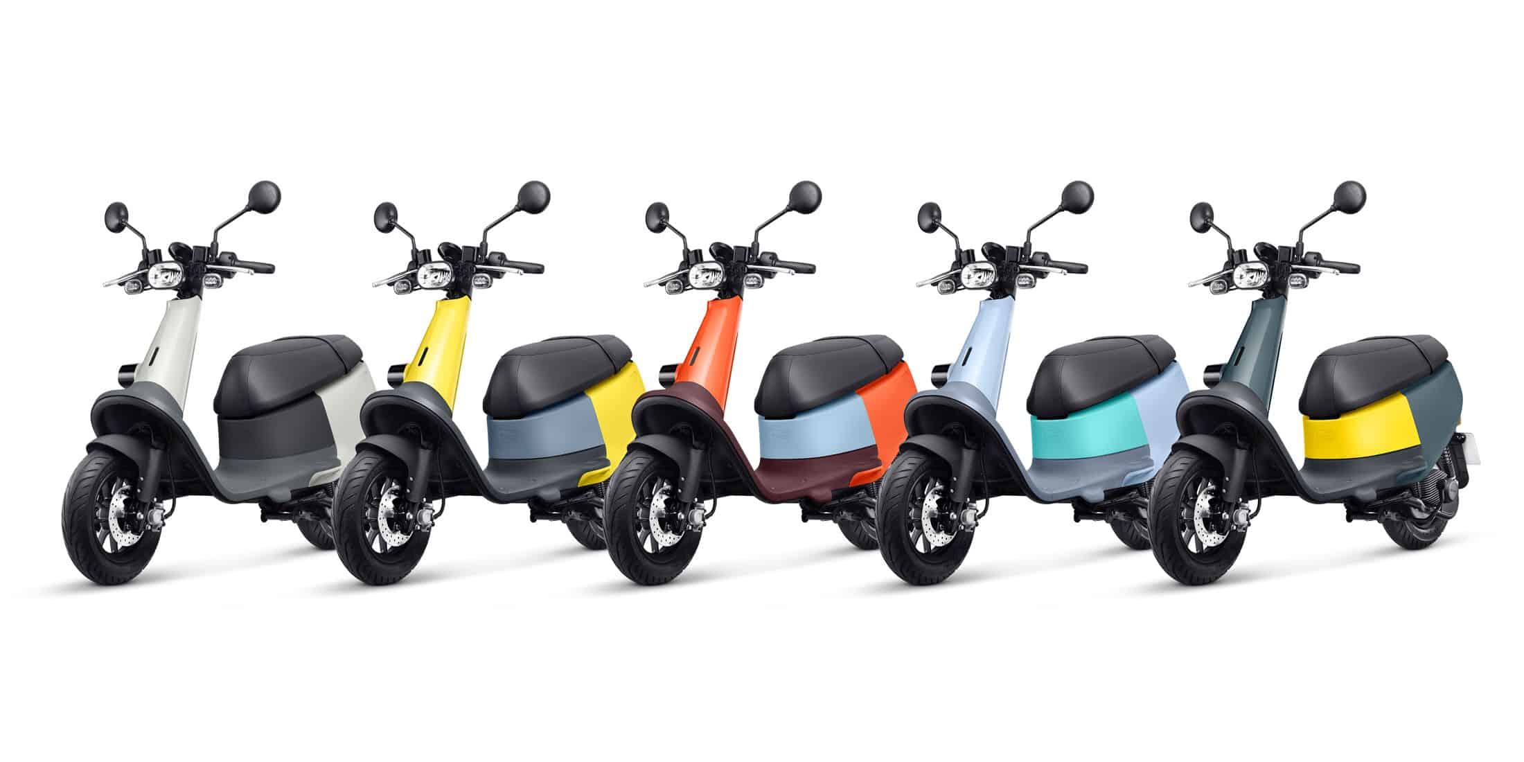 Gogoro launches its latest electric scooter, Gorgo VIVA