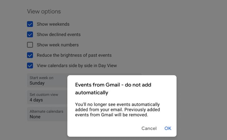 "Google Calendar Phishing: Google to investigate the ""scam"""