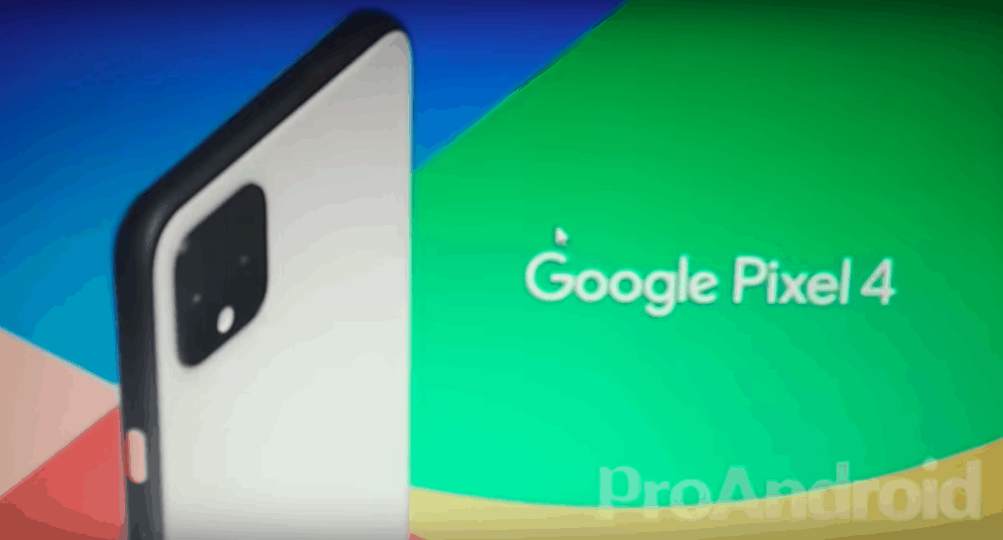 Google Pixel 4 leaked promo video reveals new camera modes & gesture controls