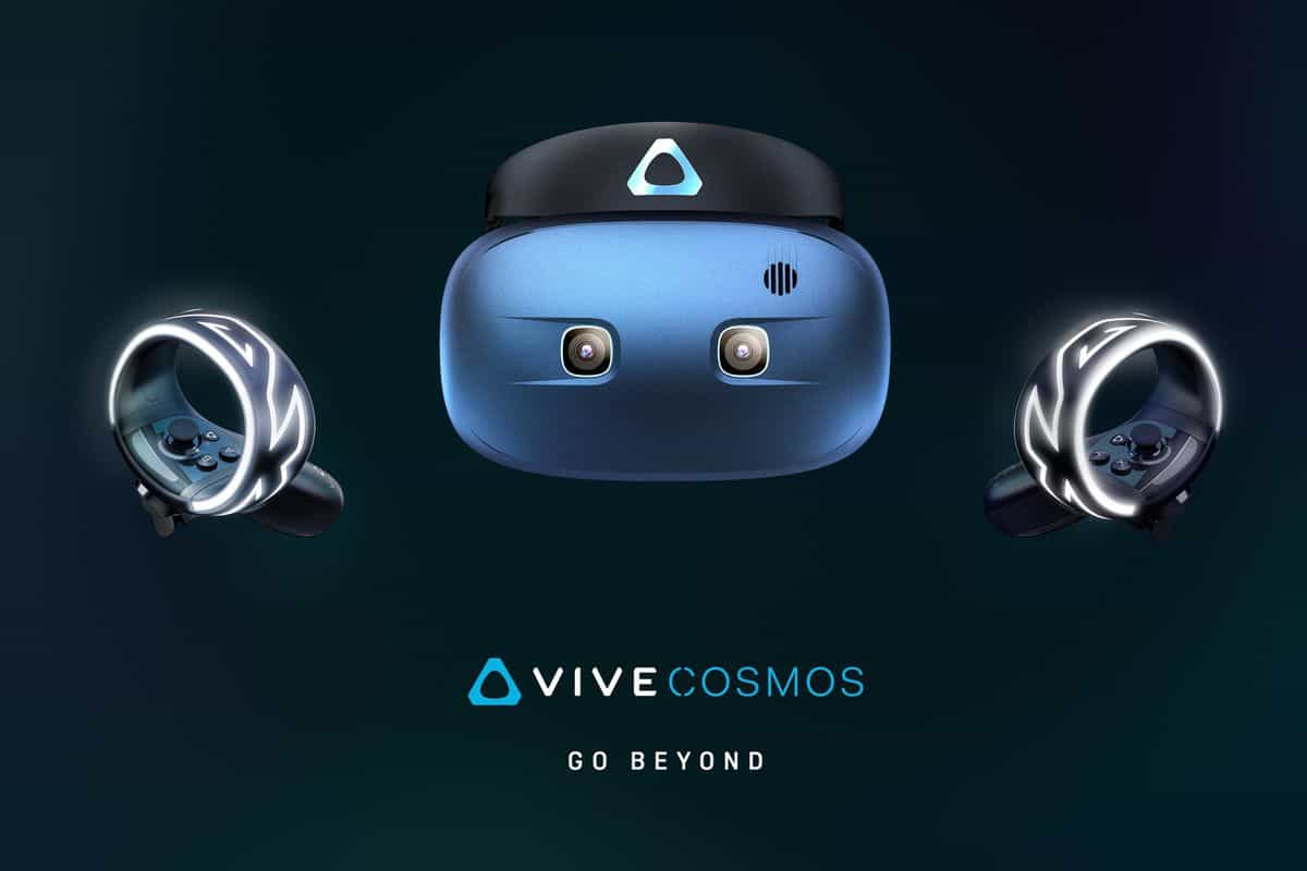 HTC Vive Cosmos VR headset announced, priced at $699