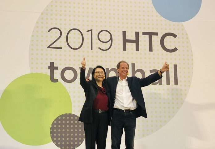 HTC gets Yves Maitre as a new CEO after four years, replaces Wang