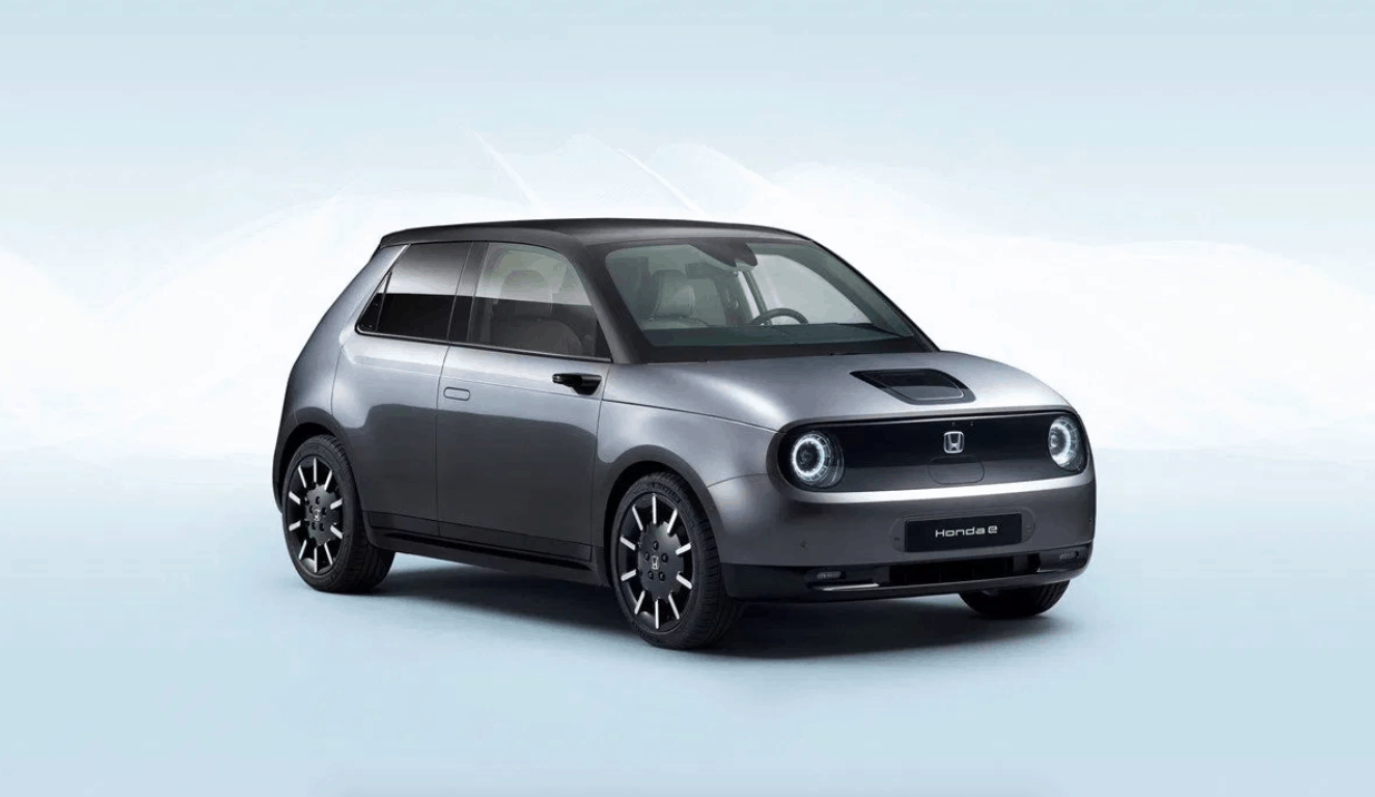 Honda E electric car announced, price starts at $32,000