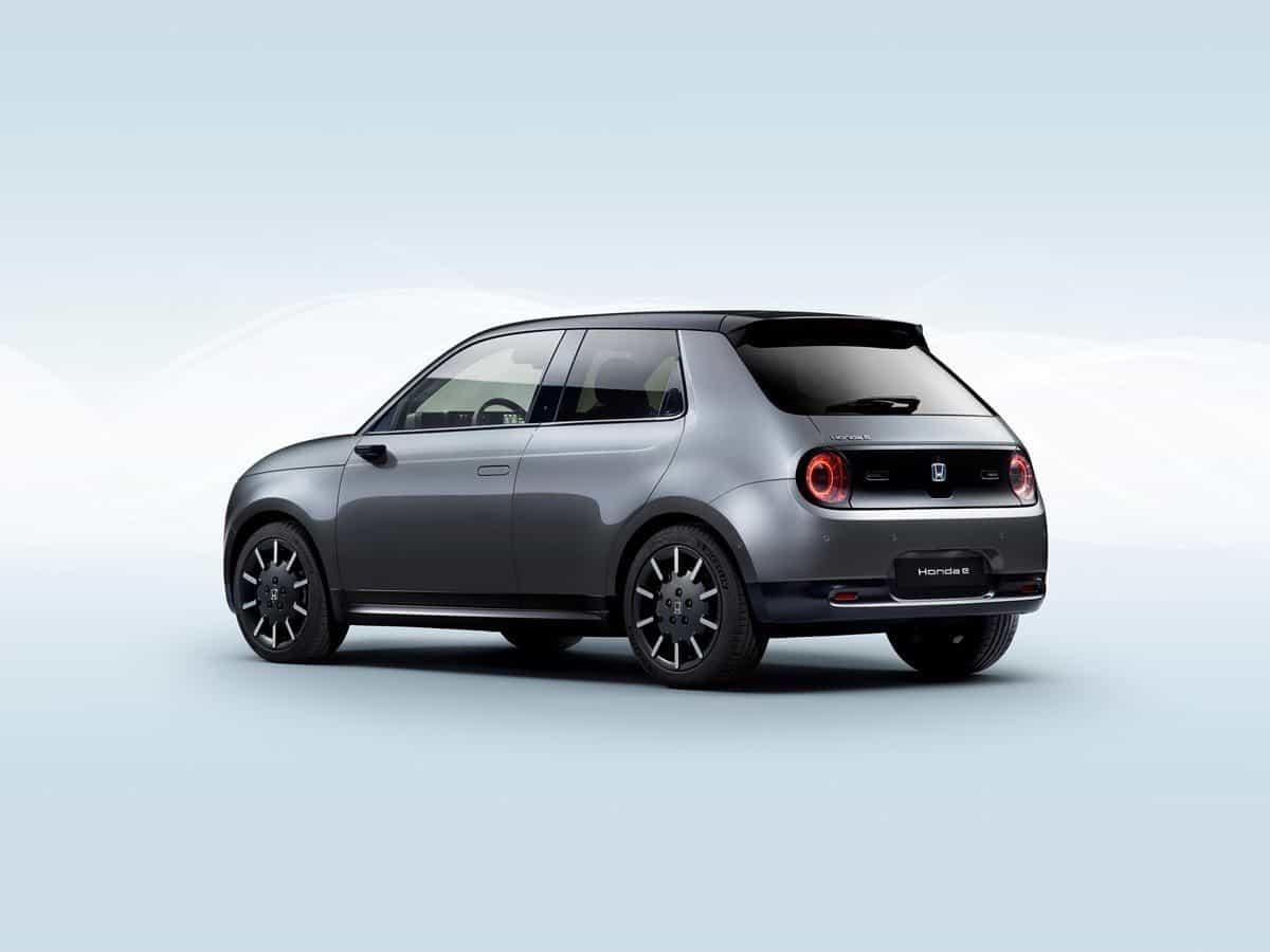 Honda E electric car announced, price starts at $32,000