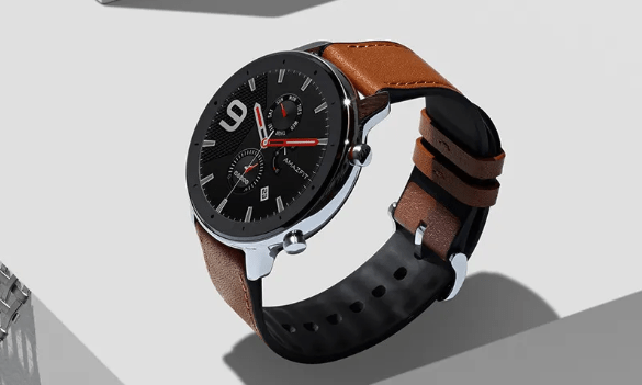 Huami Amazfit GTR smartwatch launched in India for Rs. 9,999