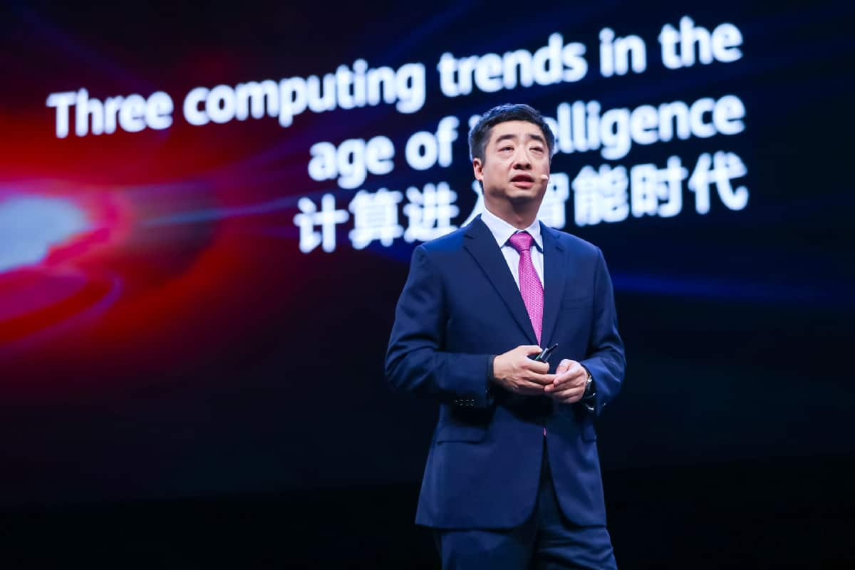 Huawei Atlas 900 launched with world's fastest AI training cluster