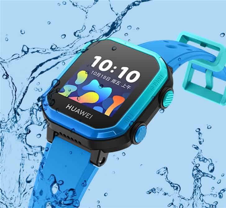 Huawei Children's Watch 3s launched for 688 Yuan (~$100)