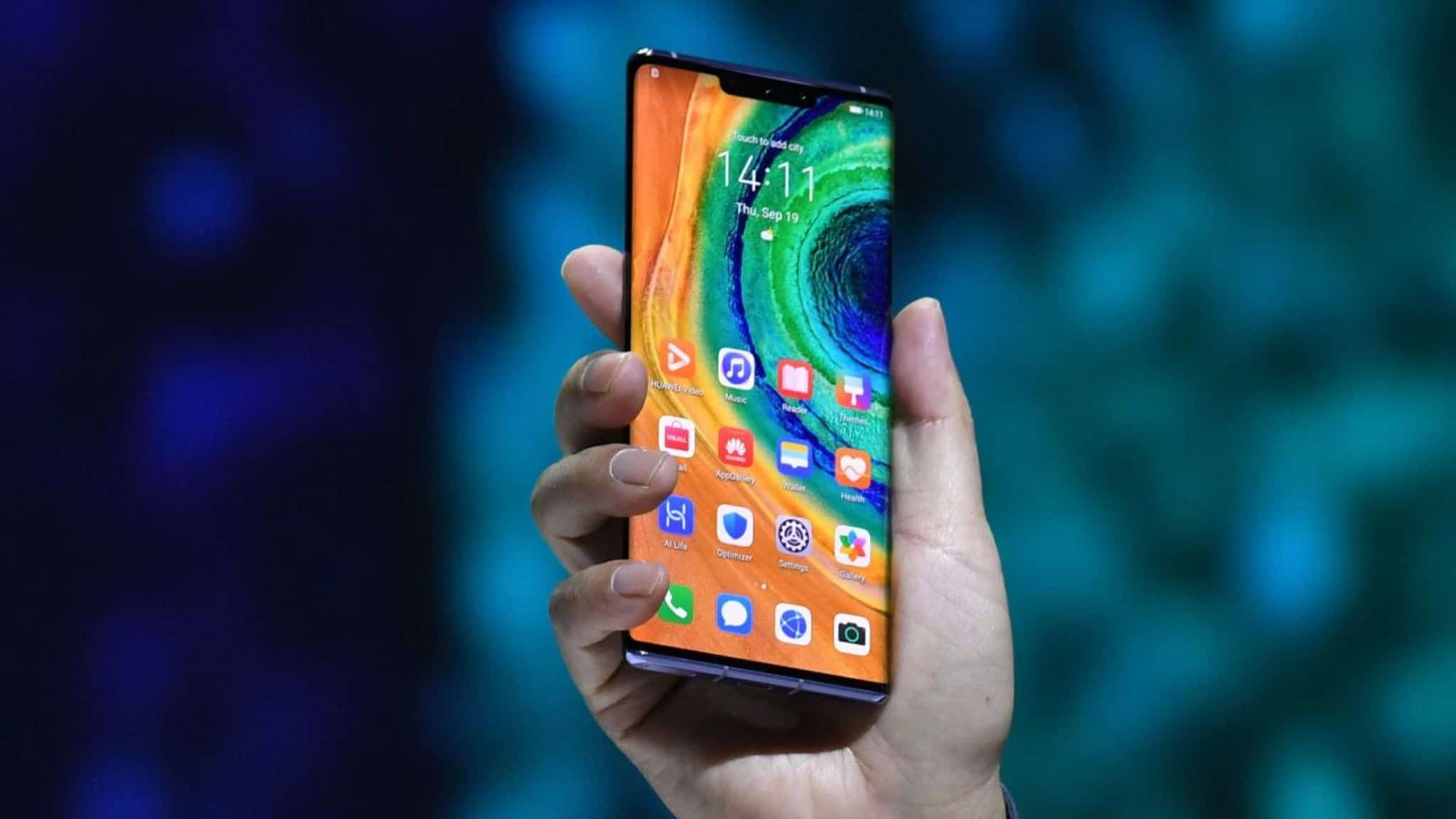 Huawei Mate 30 supplier list: Major component sourced from Chinese brands