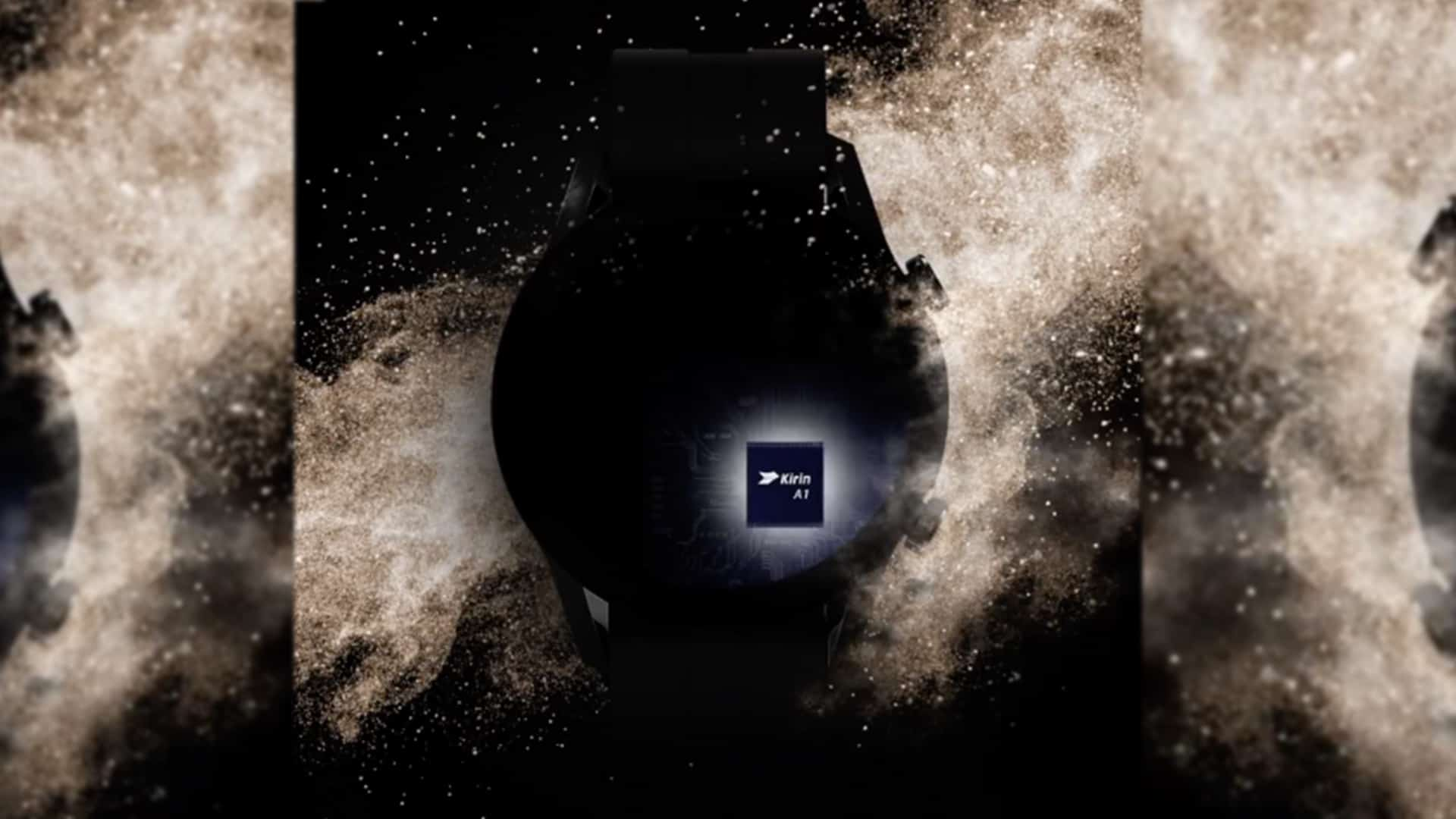 Huawei Watch GT 2 with Kirin A1 set to launch on 19th September