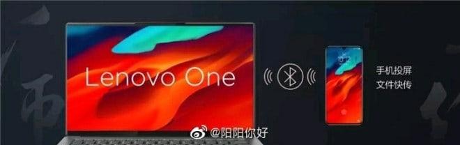 Lenovo One Share Technology