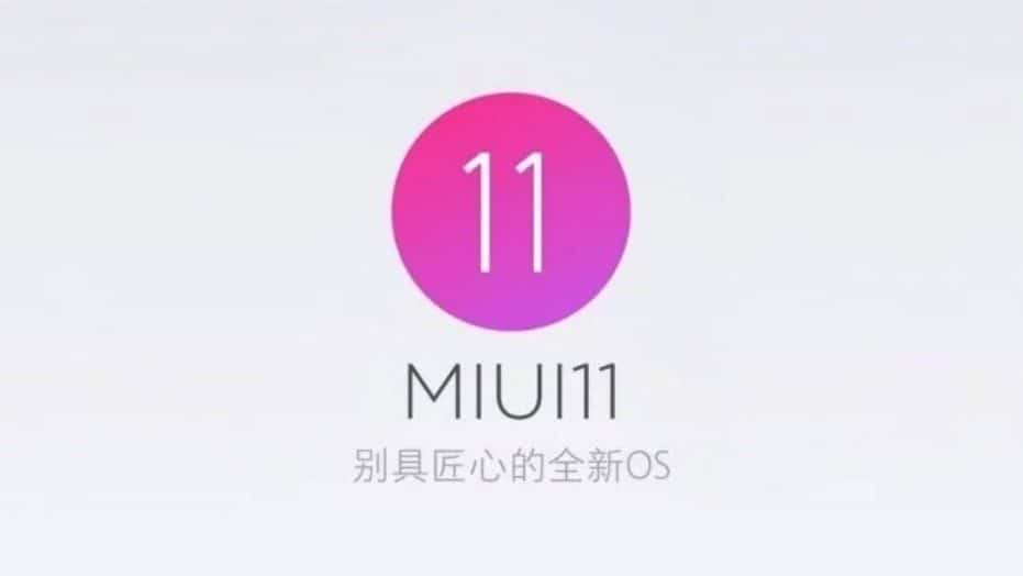 MIUI 11 rumoured to be launch on 24th September along with MI MIX 4 and Mi 9S