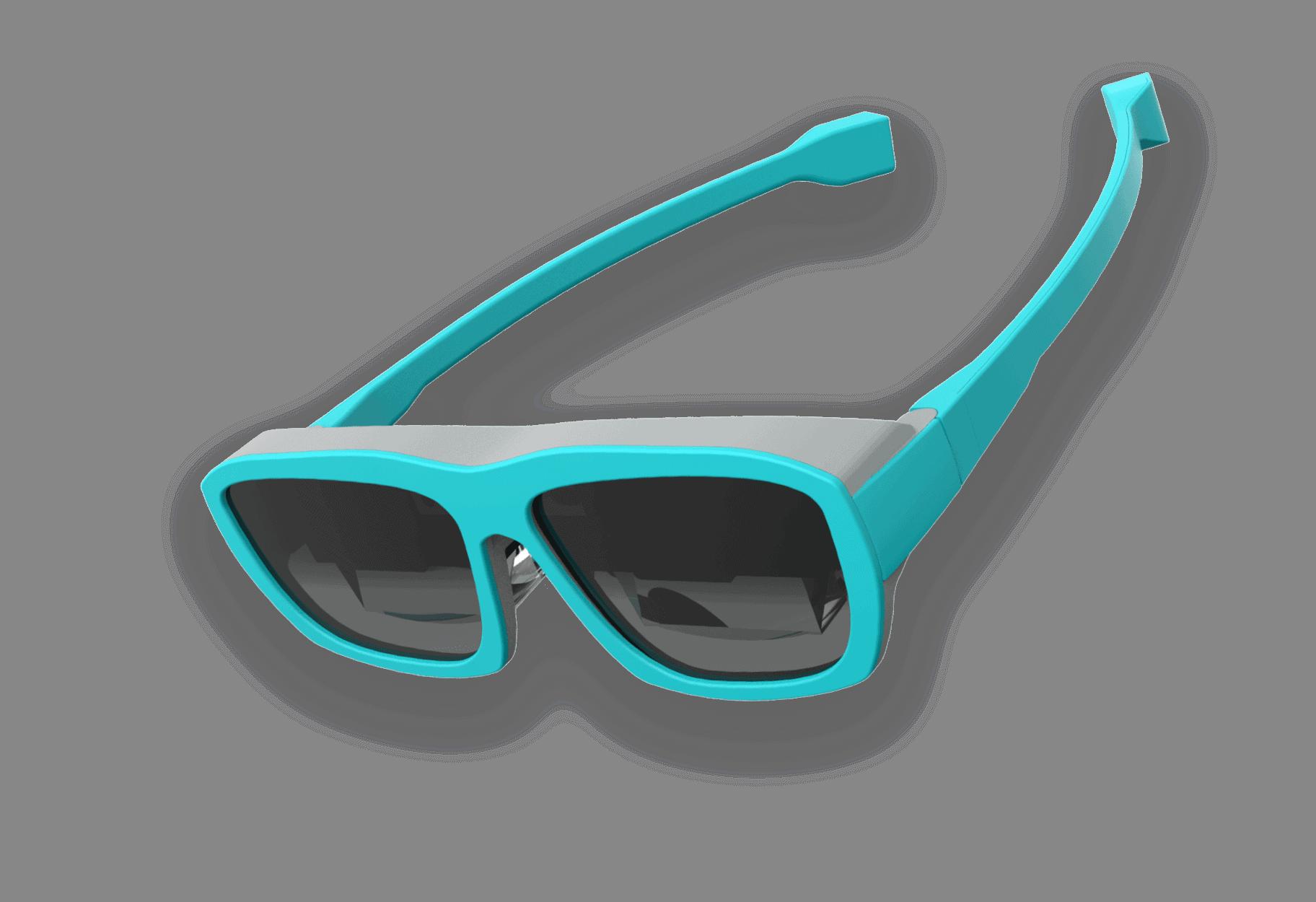 Mad Gaze Glow Smartglasses