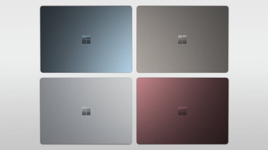Microsoft Surface Pro 7 specifications leaked