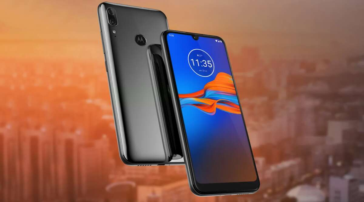 Moto E6S with 4GB RAM, dual rear cameras launched Rs. 7999
