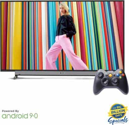 Motorola Smart TV with 4K UHD display, 30W speaker launched in India
