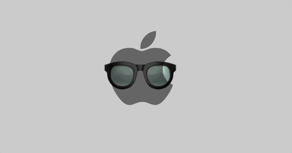 New patent suggests Apple glasses can be paired with iPhones