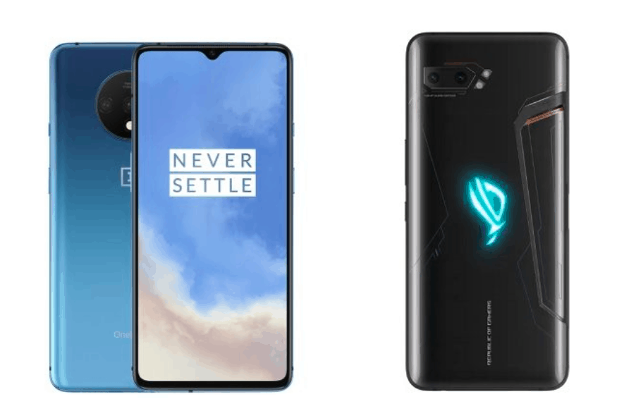 OnePlus 7T vs Asus ROG Phone 2 Comparison: Which Phone is the best?