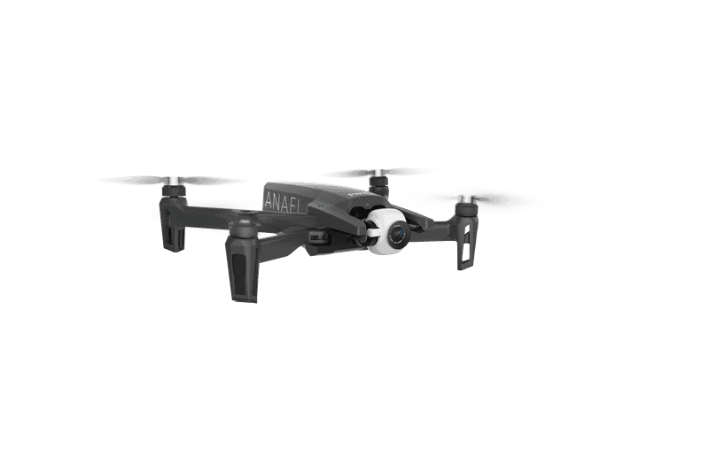 Parrot Anafi FPV Drone Unveiled: 4K HDR Recording, 21MP CMOS sensor