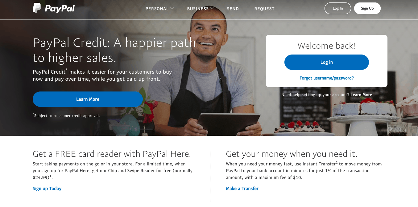 Paypal - Stripe Alternatives