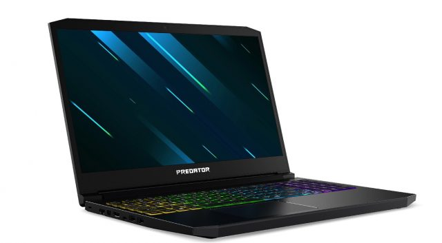 Predator Triton 300 and 500 Gaming Laptops