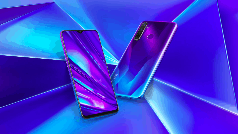Realme Q Stock Wallpapers available for download in Full HD+