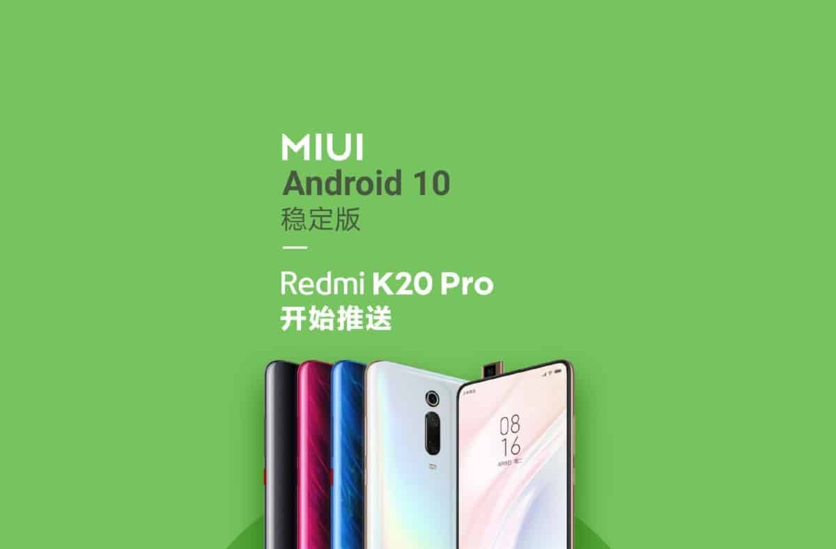 Redmi K20 Pro receives Android 10 updates via MIUI 10