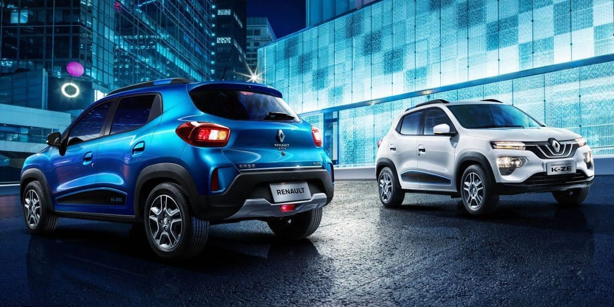 Renault K-ZE launched in China for 61,000 Yuan