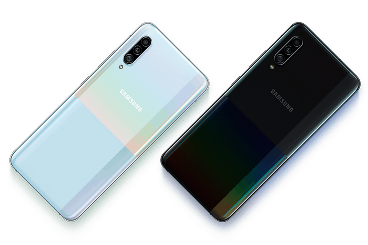 Samsung Galaxy A90 5G arrives with Snapdragon 855 SoC, 4,500mAh Battery