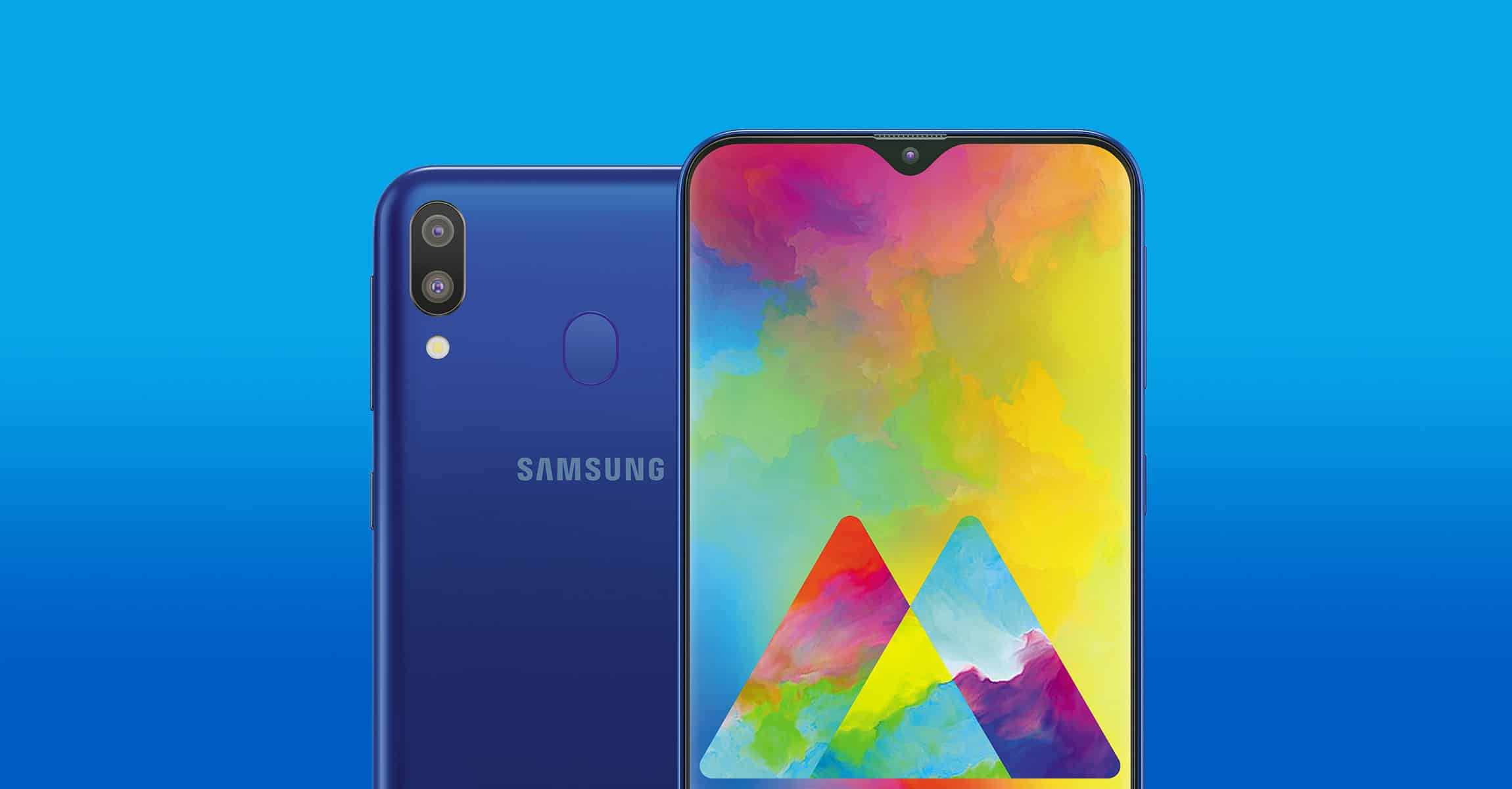 Samsung Galaxy M10s with Super AMOLED display launching soon!
