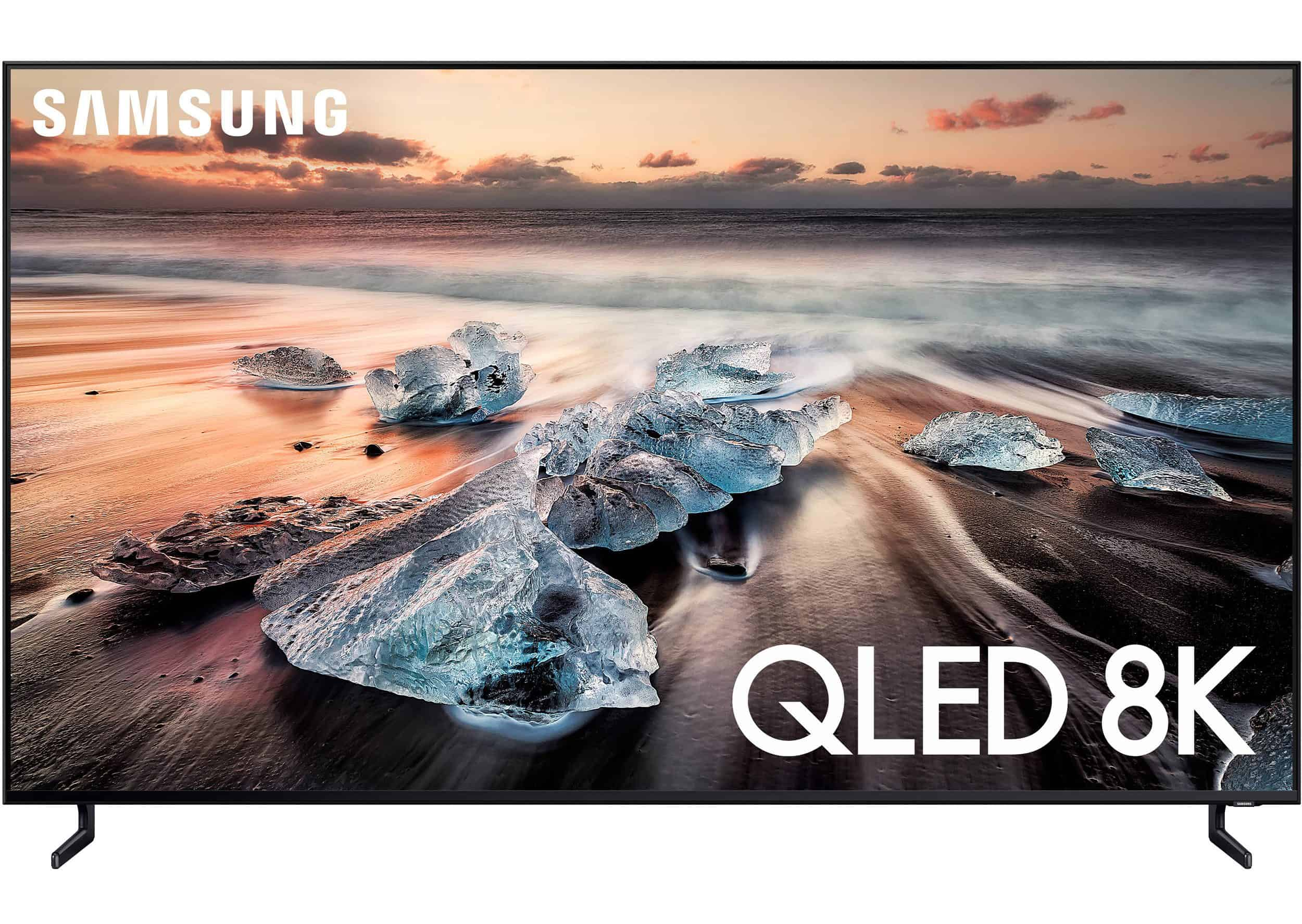 "Samsung to add 55"" 8K QLED TV in its productfolio soon"