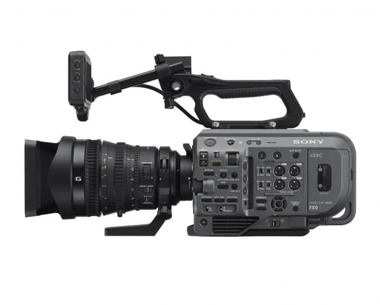 Sony FX9 6K Full-frame camcorder
