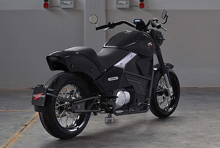 Tacita T-Cruise Urban 2020 electric motorcycle launched with a manual gearbox