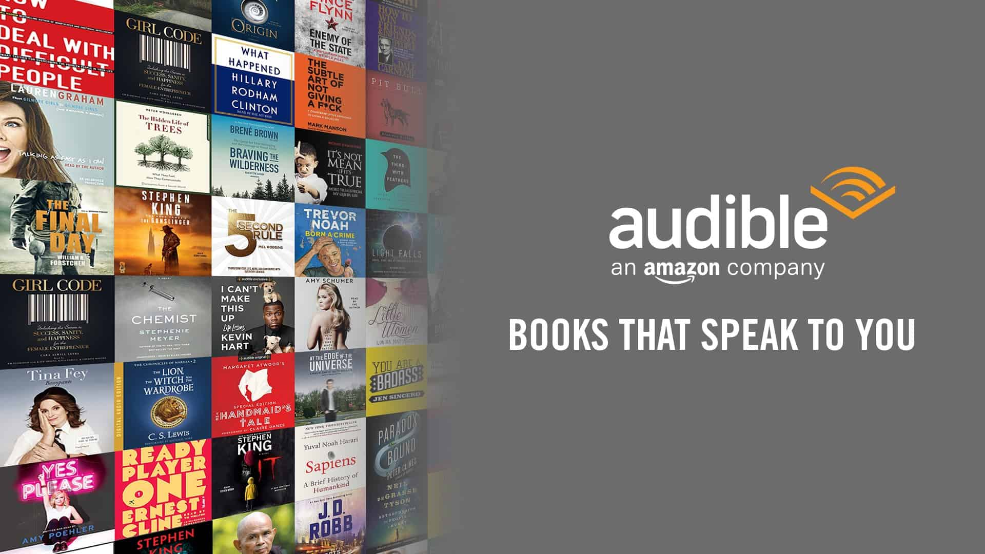 Top 10 Best Audible Alternatives - Coveted Audiobook Apps (Free/Paid)