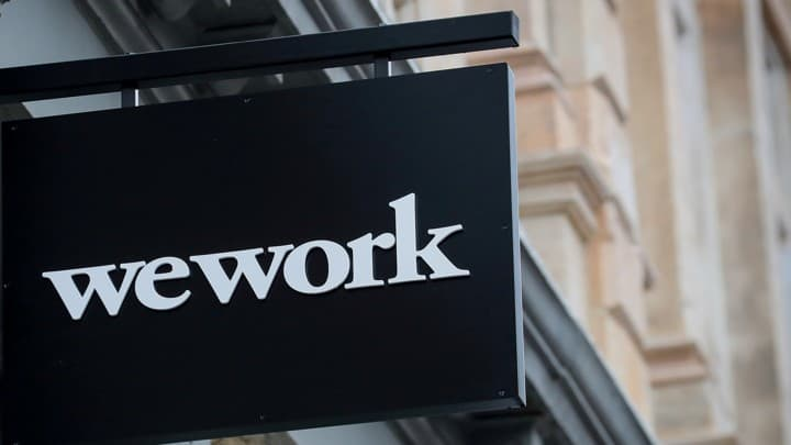 WeWork's co-founder Adam Neumann steps down as CEO