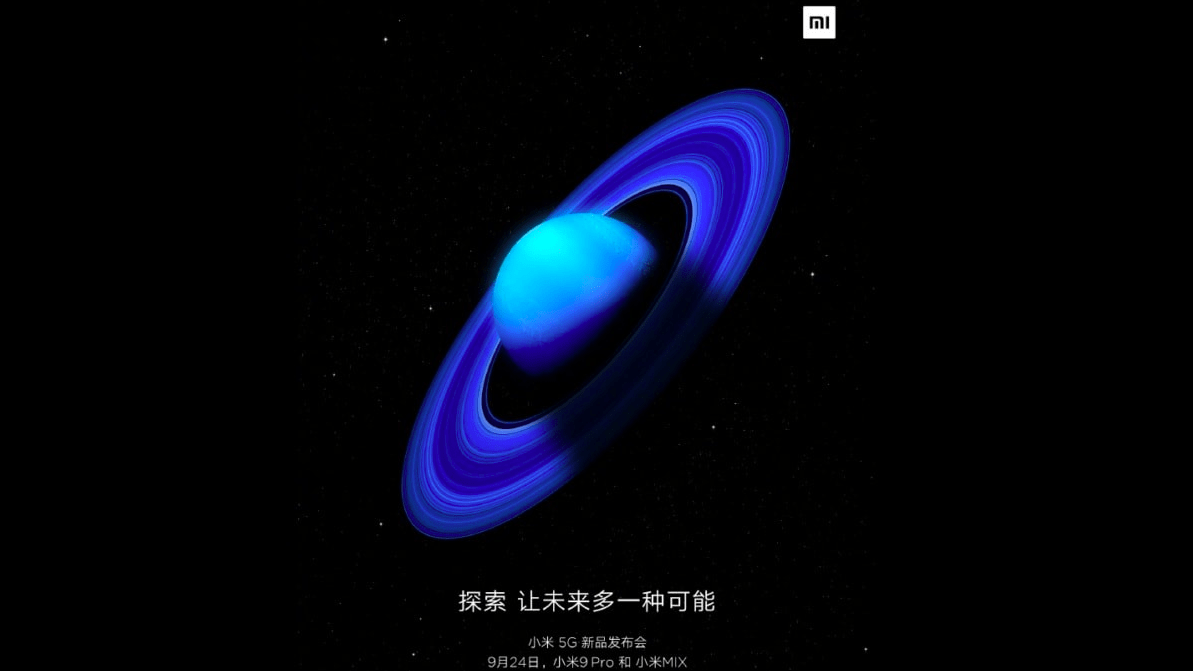 Xiaomi Mi 9 Pro 5G, Mi Mix 5G and MIUI 11 to launch on 24th September