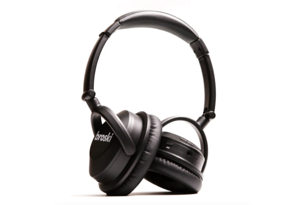 "broski Lety headphones comes with ""most versatile"" HiFi noise cancelling tech"