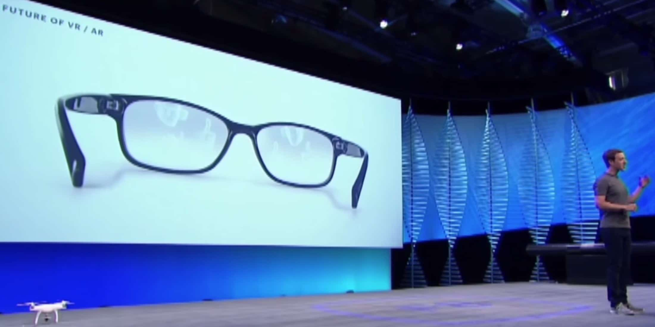 Facebook Smart Glasses 'Orion' targeted between 2023-25