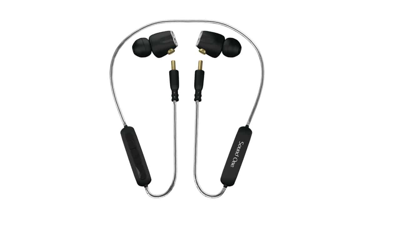 Sound One Detachable Bluetooth earphones unveiled in India