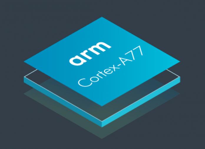 ARM Cortex A77 SoC Geekbench Score