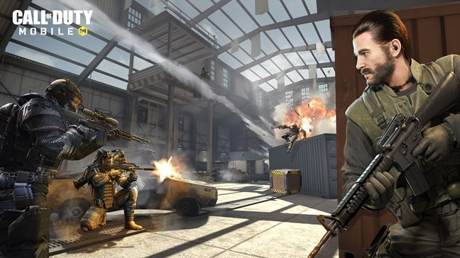 Call of Duty Mobile officially released for Android and iOS