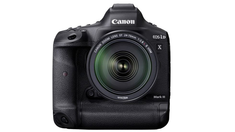 Canon announces EOS-1D X Mark III and RF70-200mm F2.8 L IS USM