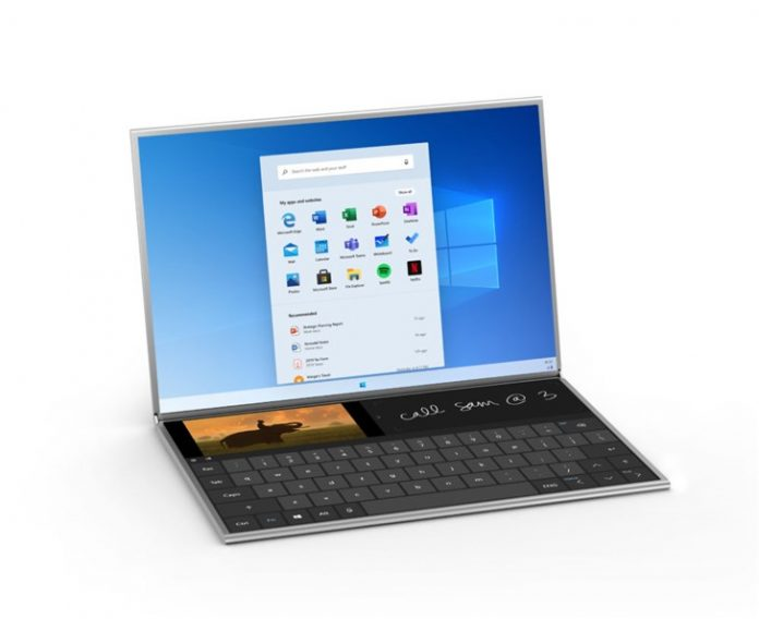 Dual screen Microsoft Surface Neo will be powered by an Intel Tremont processor