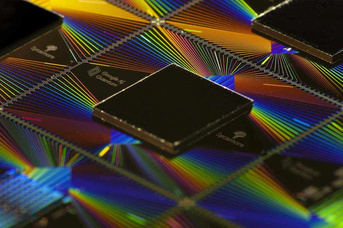 Google's Quantum computer challenged by IBM