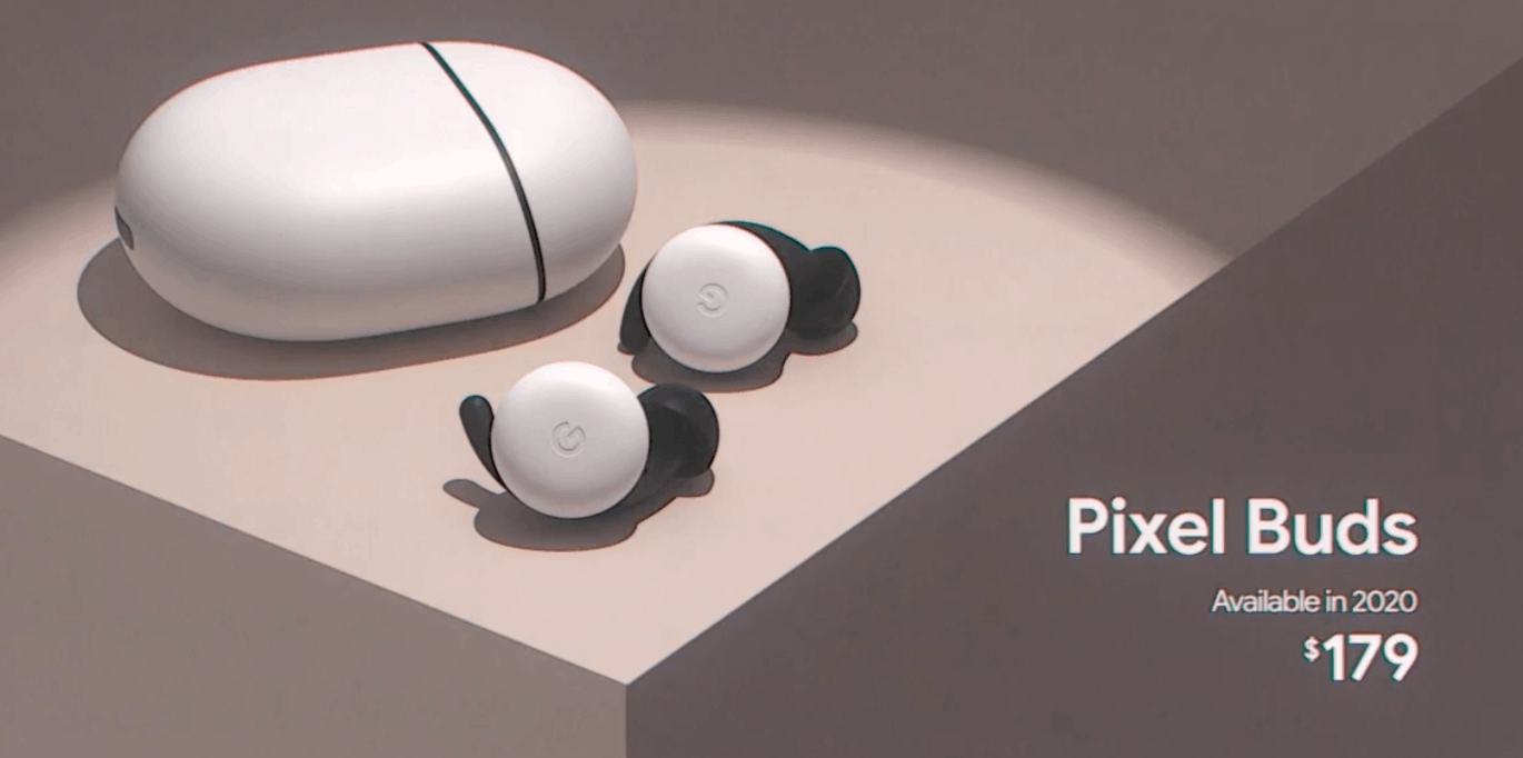 Google Pixel Buds 2 unveiled, arriving Spring 2020 for $179