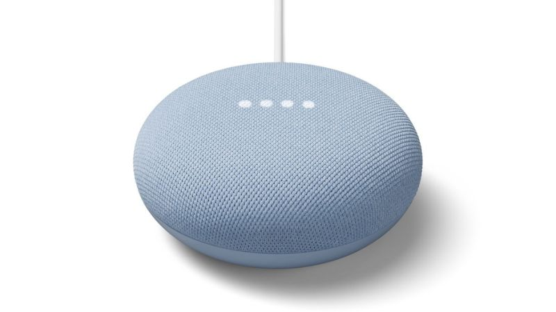 Google introduces Nest Mini Speaker with built-in Machine Learning chip