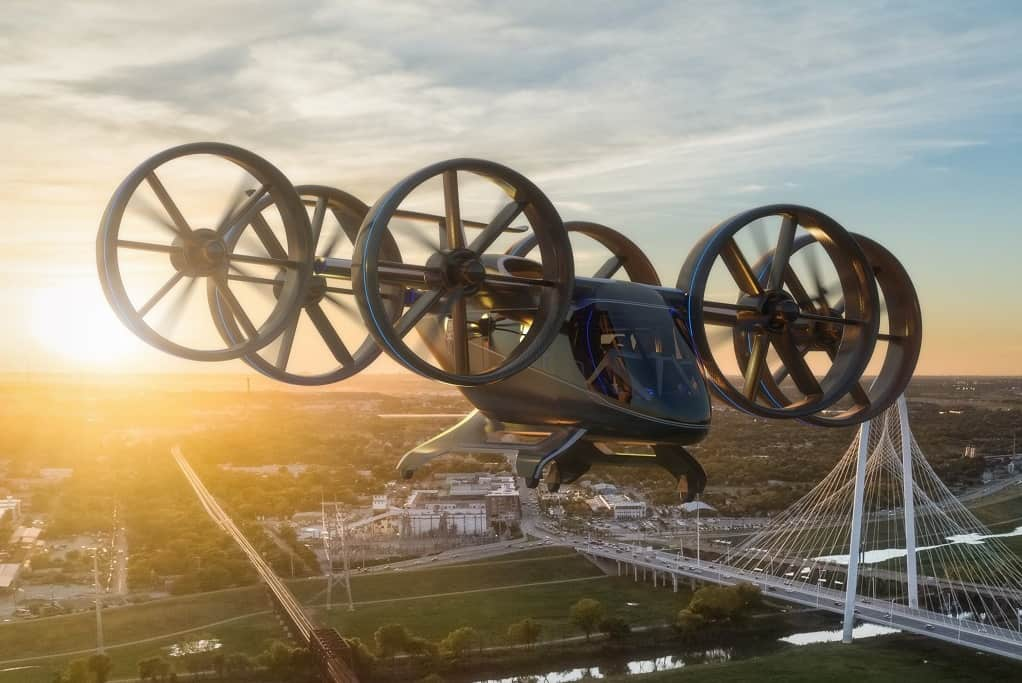 Hyundai to build Flying Cars with the help of NASA aeronautics engineer